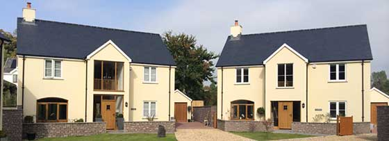 Completed Development - The Chestnuts Murton
